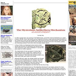 The Antikythera Mechanism: Viewzone