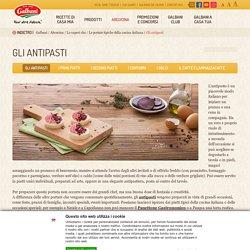 Gli Antipasti tipici della Cucina Italiana
