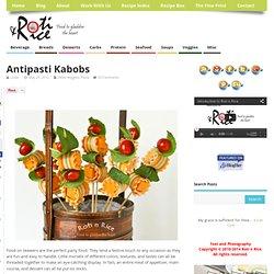 Antipasti Kabobs « Roti n Rice