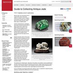 Guide to Antique Jade