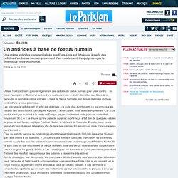 Crème de foetus humain - 16/04/2010