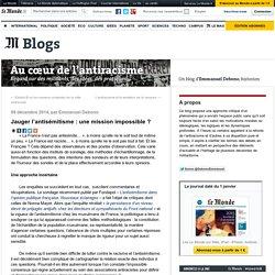 Jauger l'antisémitisme : une mission impossible ?