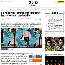 Antisémitisme, homophobie, fanatisme : Jeuxvideo.com, la ruche à fiel