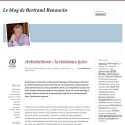 Antisémitisme : la résistance juive
