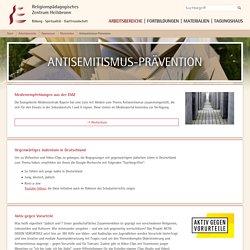 Antisemitismus-Prävention - RPZ Heilsbronn