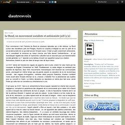 Le Bund, un mouvement socialiste et antisioniste juif (1/2) - Le blog de dautresvoix