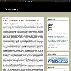Le Bund, un mouvement socialiste et antisioniste juif (2/2) - Le blog de dautresvoix