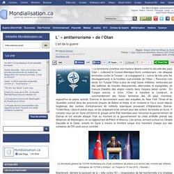 « antiterrorisme » de l'Otan