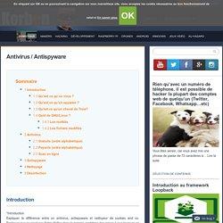 Antivirus / Antispyware