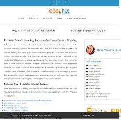 Avg Antivirus Customer Service