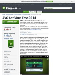 AVG Anti-Virus Free Edition 2011 - Free software downloads and software reviews