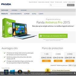 Panda Antivirus Pro 2013 | Antivirus | Firewall | Anti-spyware | Security to buy | Download | Buy | Renew - Panda Security