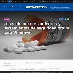 Los siete mejores antivirus y herramientas de seguridad gratis para Windows