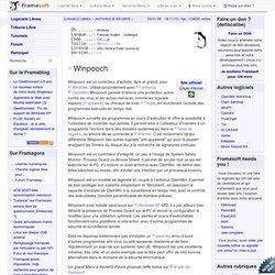 Winpooch - AntiVirus & Sécurité