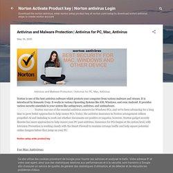 Antivirus and Malware Protection
