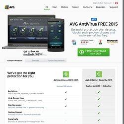 AVG Free Antivirus and Malware Protection