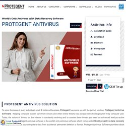 Free Antivirus Download with Data Recovery