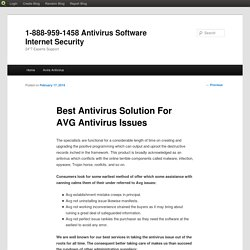 1-888-959-1458 Antivirus Software Internet Security