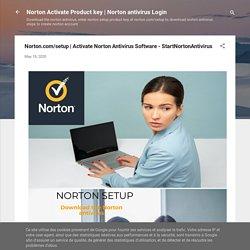 Activate Norton Antivirus Software - StartNortonAntivirus