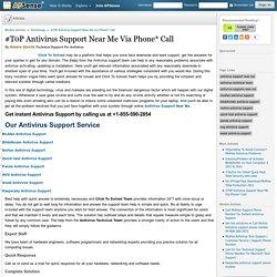 #T0P Antivirus Support Near Me Via Phone* Call by Amara Garcia