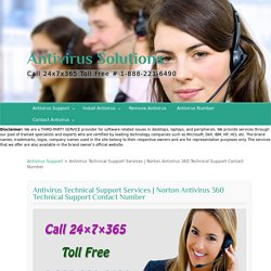 Nrton, Kaspersky, mcafee Antivirus Technical Support Services