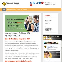 Norton Antivirus USA Toll Free +1-800-986-9249, Technical Support- Support Online