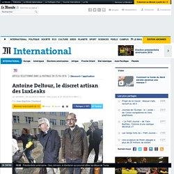 Antoine Deltour, lanceur d'alerte discret mais déterminé