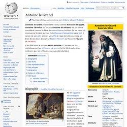 Antoine le Grand