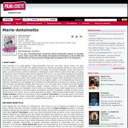 Critique de Marie-Antoinette de Sofia Coppola