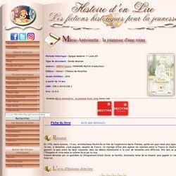 Marie-Antoinette : la jeunesse d'une reine - Fuyumi SORYO