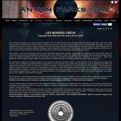 Anton Parks - Les Mondes Creux