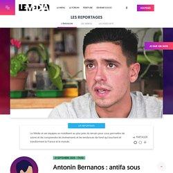 21 septembre 2020 - 17H30 Antonin Bernanos : antifa sous surveillance