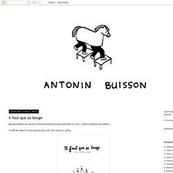 Antonin Buisson: Il faut que ça bouge
