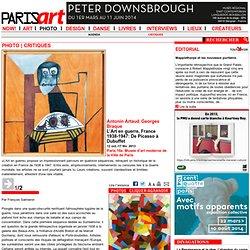 L'Art en guerre, France 1938-1947: De Picasso à Dubuffet