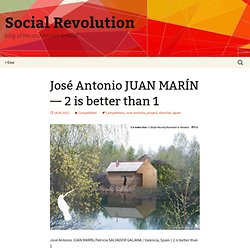 José Antonio JUAN MARÍN — 2 is better than 1