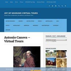 Antonio Canova - Virtual Tours – Joy of Museums Virtual Tours