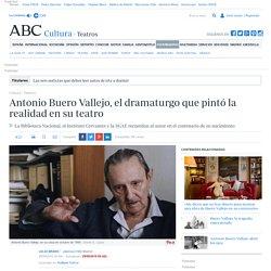 Antonio Buero Vallejo, el dramaturgo que pintó la realidad en su teatro