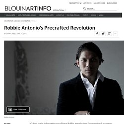 Robbie Antonio's Precrafted Revolution