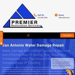 Water Damage Cleanup San Antonio