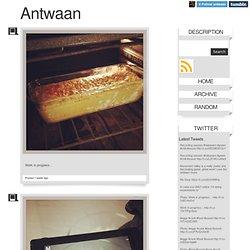 Antwaan Music -tumblr