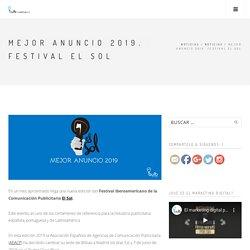 Mejor anuncio 2019. Festival El Sol - noticias
