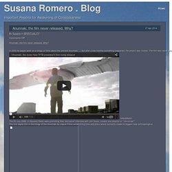 Anunnaki, la película que nunca se estrenó, ¿por qué? – Susana Romero . Blog