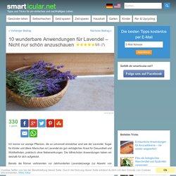 10 wunderbare Anwendungen für Lavendel - Nicht nur schön anzuschauen - smarticular.net