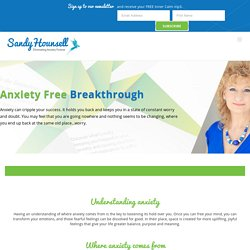 Anxiety Free Breakthrough Session