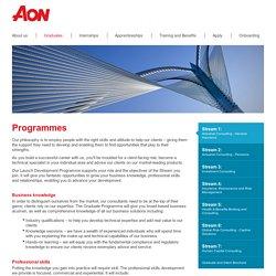 Aon - Graduate Careers