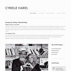 #Guest21 - Cyril AOUIZERATE, Fondateur des hôtels Mama Shelter, MOB Hôtels & de UrbanTech — Cyrielle Hariel