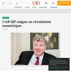 L'AP-HP soigne sa révolution numérique