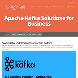 Apache Kafka Solutions