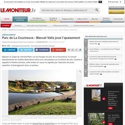 Parc de La Courneuve : Manuel Valls joue l'apaisement - Aménagement