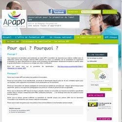 Label Atelier Pédagogie Personnalisée
